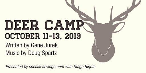 Deer Camp the Musical