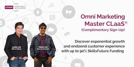 Omni Marketing Master CLaaS® tickets