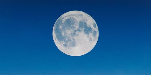 Full Moon Yin Yoga
