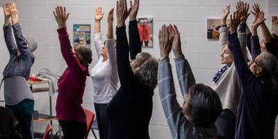 Come and Try for Over 55s: Chair Pilates
