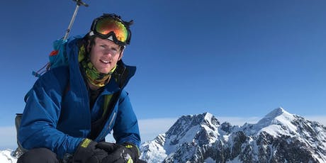 James Warren on his ascents of some of New Zealand's biggest mountains. tickets