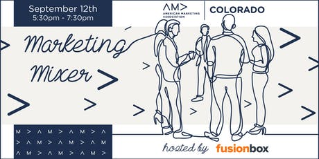Marketing Mixer Hosted by Fusionbox tickets