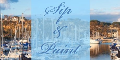 Sip and Paint Dana Point Harbor Sails to Brazil tickets