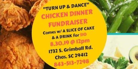 Chicken Dinner Fundraiser tickets