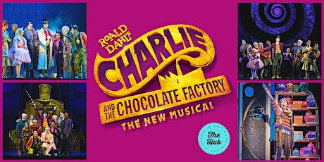 Charlie and The Chocolate Factory The New Musical (Package) tickets