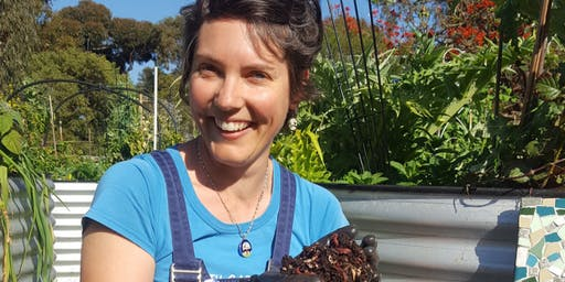 Composting & Worm Farming with Amy Warne - Waste Watchers Workshop III