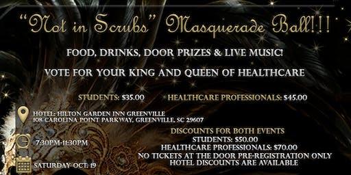 """""""Not in Scrubs"""" Masquerade Ball"""