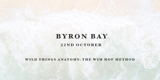 Byron Bay Wim Hof Method Fundamentals Workshop