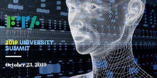 FinTech 2019 University Summit