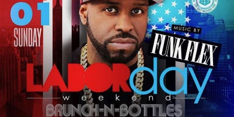Sunday, 9/1: Labor Day Weekend - Brunch & Bottles tickets