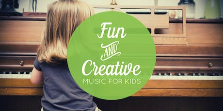 Aug. 31 Free Music Class for Kids (Congress Park-Denver, CO) tickets