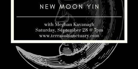 New Moon Yin Yoga tickets