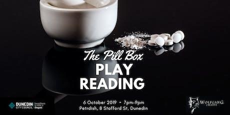 The Pill Box - Play Reading tickets