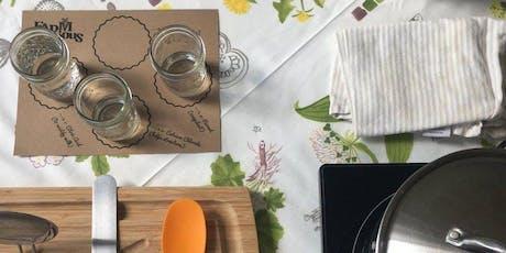 Butter and Crème Fraîche with FARMcurious (Sat or Sun) tickets