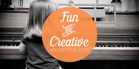 Sept. 7 Free Music Class for Kids (Congress Park-Denver, CO) tickets