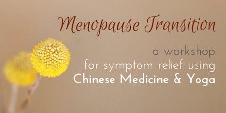 Menopause Transition tickets