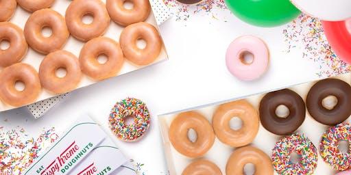 Hyland Community Kindergarten | Krispy Kreme Fundraiser