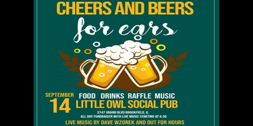Cheers and Beers for Ears!