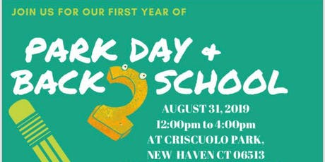 Park Day & Back 2 School tickets