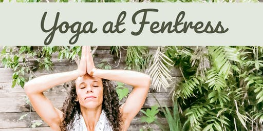 Yoga at Fentress