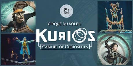 Cirque du Soleil Kurios Cabinet of Kuriosities (Package) tickets