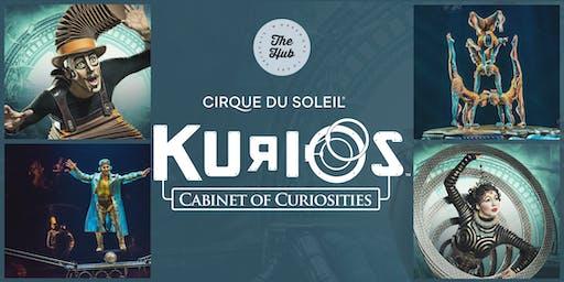 Cirque du Soleil Kurios Cabinet of Kuriosities (Package)