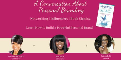 How to Build a Powerful Personal Brand Networking Event tickets