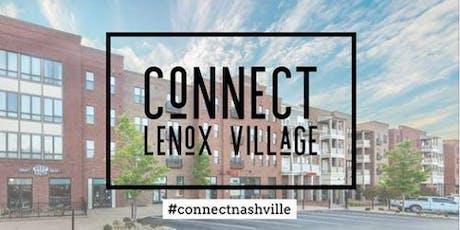 Connect Lenox Village tickets