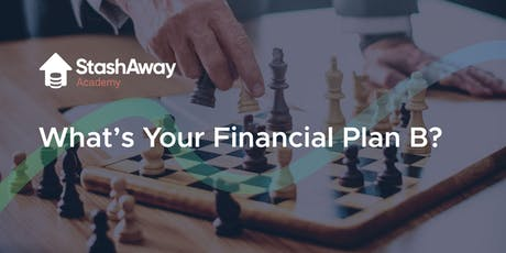 What is Your Financial Plan B? tickets