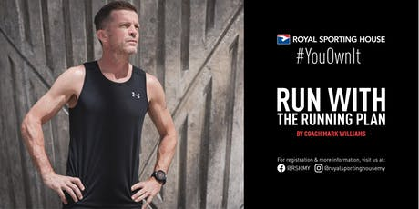 Run with The Running Plan tickets