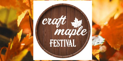 Craft Maple Festival Brewers' Party