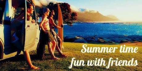 Summertime Fun with Friends - Community Vendor Event tickets