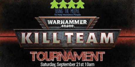 Kill Team Tournament tickets