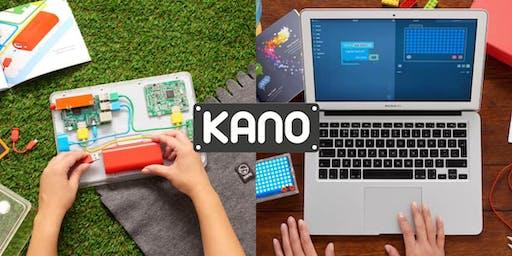 Kano for kids - Kyneton