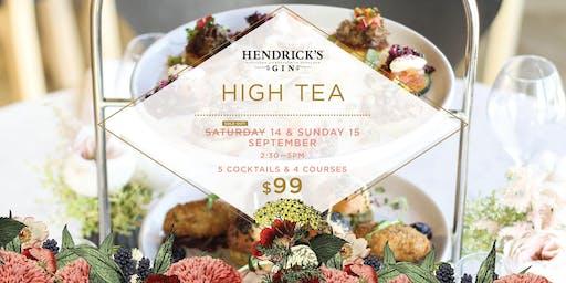 Hendrick's High Tea