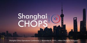 Shanghai China Operations Conference