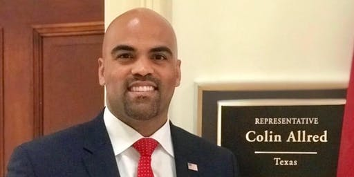 Neighborhood Meeting with US Rep. Colin Allred, TX-32