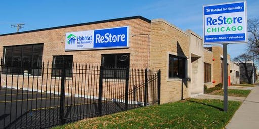 September Service Project -  Habitat for Humanity ReStore Chicago