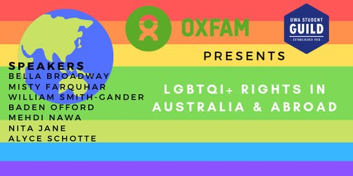 LGBTQI+ Rights in Australia & Abroad