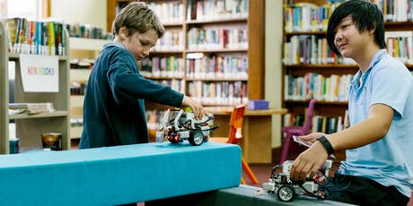 Robotics - Gisborne tickets