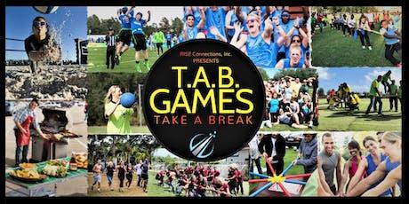 T.A.B. Games (Fall 2019) tickets