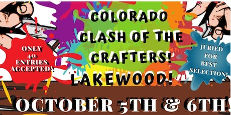The Colorado Clash Of The Crafters Lakewood  tickets