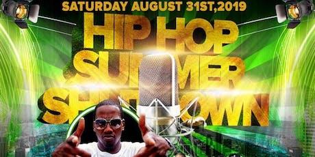 HIP HOP SUMMER SHUTDOWN tickets