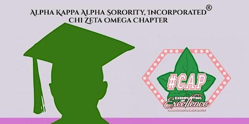 #CAP Session - ACT/SAT Prep (Chi Zeta Omega Chapter)