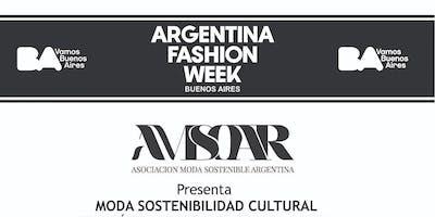 """""""Desfile Moda Sostenibilidad Cultural"""""""