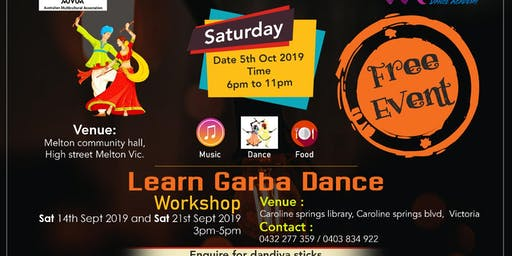 Dandiya Workshop