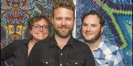 Jon Stickley Trio tickets