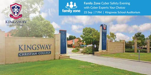 Kingsway Christian College Cyber Safety Evening