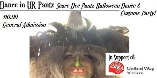 Scare Dee Pantz Halloween Dance & Costume Party in Support United Way YWG