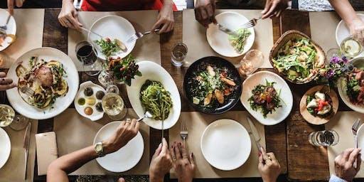 Dinner 4 Eight: Impact Investing